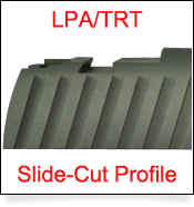 1911 Slide Cut Dovetail Profile for LPA TRT Sight
