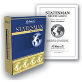 H. E. Harris Traditional Statesman Album (Complete Set), Parts I and II