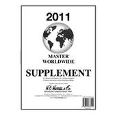 2011 H. E. Harris Worldwide Album Supplement