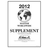 2012 H. E. Harris Worldwide Album Supplement