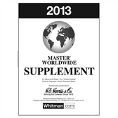 2013 H. E. Harris Worldwide Album Supplement