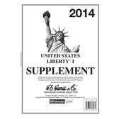 2014 H. E. Harris Liberty I Album Supplement