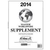 2014 H. E. Harris Worldwide Album Supplement
