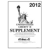 2012 H. E. Harris Liberty II Album Supplement