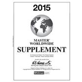 2015 H. E. Harris Worldwide Album Supplement