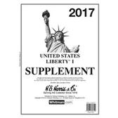 2017 H. E. Harris Liberty I Album Supplement