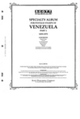 Scott Venezuela Stamp Album, Part 1 (1859 - 1973)