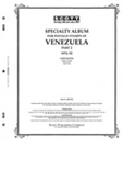 Scott Venezuela Stamp Album, Part 3 (1993 - 1997)