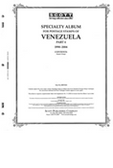 Scott Venezuela Stamp Album, Part 4 (1998 - 2004)