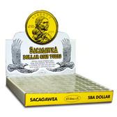 Whitman/H.E. Harris SBA/Sacagawea/Presidential Dollar Coin Tubes (100 Count)