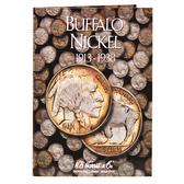 H. E. Harris Buffalo Nickel Folder (1913 - 1938)