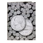 H. E. Harris Jefferson Nickel Folder (1996 - 2009)