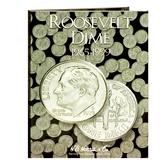 H. E. Harris Roosevelt Dime Coin Folder (1965 - 1999)
