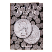 H. E. Harris Washington Quarter Coin Folder (1988 - 1998)