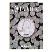 H. E. Harris Quarters - Plain Coin Folder
