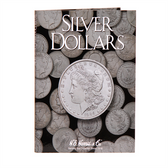 H. E. Harris Morgan Silver Dollar Coin Folder