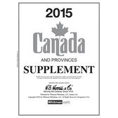 2015 H. E. Harris Canada Album Supplement