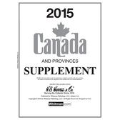 2015 H. E. Harris Canada Album Supplement