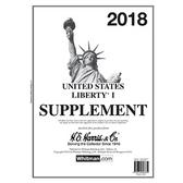 2018 H. E. Harris Liberty I Album Supplement