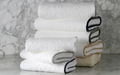 Matouk Cairo Straight Piping Bath Towel