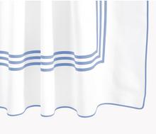 Newport Shower Curtain Ocean