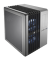 Corsair Carbide Series Air 540 Silver Edition High Airflow ATX Cube Case