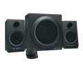 Logitech Z333 Multimedia Speakers with subwoofer 40 watts RMS and 80 watts peak