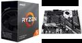 AMD RYZEN 5 3600 Combo