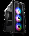 AMD RYZEN 7 Competition Series AMD 3700X 512 M.2 SSD + 2TB HDD 16GB DDR4 3000Mhz