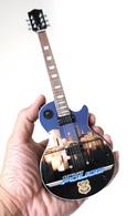 Custom Miniature Guitar Custom Cleveland Police