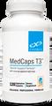 "Xymogen   ---  ""MedCaps T3™"" ---  Thyroid BioSynthesis Nutrients -  120 Caps"