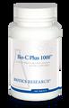 "Biotics --- ""Bio-C Plus 1000"" --- Buffered Vitamin C - 100 Tabs"