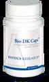 """Biotics --- """"Bio-DK Caps"""" --- D3-K2 Blend (Vitamin D3 5000 IU) - 60 Caps"""