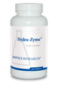 "BIOTICS  ---  ""Hydro-Zyme™ ""  --- Betaine HCL Support - 90 Tabs"