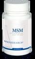"BIOTICS  ---  ""MSM""  ---  Collagen Support - 60 Caps"