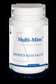 "BIOTICS  ---  ""MULTI-MINS™""  --- Potent Broad Spectrum Multi-Mineral With Iron & Copper  - 120 Tabs"