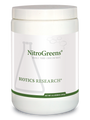 "BIOTICS   ---   ""NITROGREENS®""   ---   Super Green Super Drink - 30 Servings"