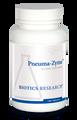"BIOTICS   ---   ""Pneuma-Zyme""   ---  Breathing & Respiratory Support - 100 Tabs"