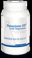 """BIOTICS   ---   """"POTASSIUM-HP® (WITH MAGNESIUM)""""   ---   High Potency Potassium with Magnesium --- 60 Servings"""