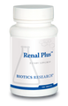 "BIOTICS   ---   ""RENAL PLUS™""   ---   Renal Health & Support - 180 Tabs"