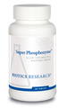 "BIOTICS   ---   ""Super Phosphozyme""   ---   Energy & Mitochondrial Support - 90 Tabs"