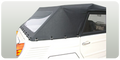 CONVERTIBLE TOP BLACK CRUSH GRAIN