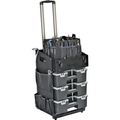 FlexCart® FlexKit® Portable General Maintenance Cart With Tool Bag and Tools