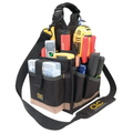 CLC 25-Pocket Electrical And Maintenance Tool Carrier