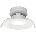 "MaxLite® LED 6"" 10 Watt J-box Downlight, 3,000K"