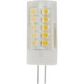 TCP® 1.5 Watt T3 LED Bulb, G4 Base, 3000 Kelvin, 120 Lumens, Package of 2