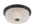 LED Ceiling Fixture - 21 Watt - Oil-Rubbed Bronze