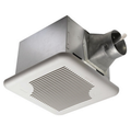 Strong Performance.  Low Noise.  The Virtually Silent Yet Powerful Delta Breez Sig110 Ceiling Exhaust Fan Turns Your Bathroom Into A  Private Oasis While Saving You Money
