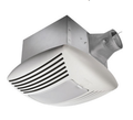 Strong Performance. Low Noise. The Virtually Silent Yet Powerful Delta Breez Sig110 Ceiling Exhaust Fan/Light/Nightlight Turns YourBathroom Into A Private Oasis While Saving You Money