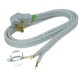 6' Range Power Supply Cord.
